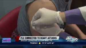 News video: Research connects flu to heart attacks