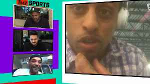 Greg Hardy: I Can Fight & Play Football, Signs with Jim Jones' Arena Team [Video]