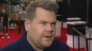 News video: James Corden Teases a 'Very Big Performance' Opening the GRAMMYs (Exclusive)