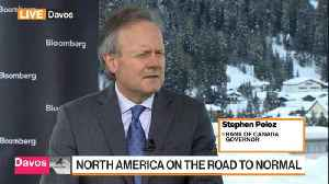News video: Canada Operating Close to Capacity in Output, Poloz Says