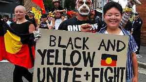 Invasion Day protests put Australia Day celebrations in shade [Video]
