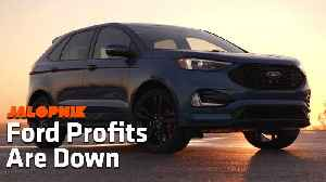 News video: Ford Is Having Trouble with This Whole 'Profit' Thing | The Big Story