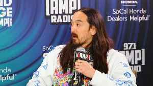 News video: Steve Aoki: I Have More Music with BTS Coming Out In 2018