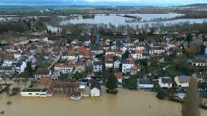 News video: Paris on flood alert with Seine River levels expected to rise
