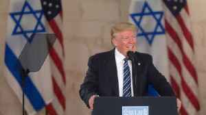 News video: Trump's Holocaust Remembrance Message Contrasts Last Year's