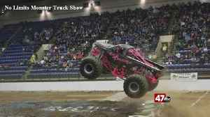 News video: No Limits Monster Truck Show in Wicomico Co.