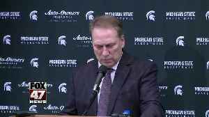 News video: Tom Izzo has 'utmost faith, respect' for Lou Anna K. Simon