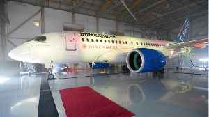 News video: U.S. Supports Bombardier Against Boeing