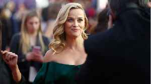 News video: Reese Witherspoon Working On Several TV & Movie Projects