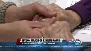 News video: Tucson march to remember the Holocaust
