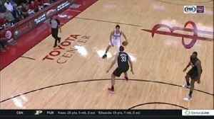 News video: HIGHLIGHTS: Booker totals 31 points, 10 assists vs. Rockets