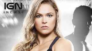 News video: UFC Legend Ronda Rousey Joins WWE Full-Time - IGN News