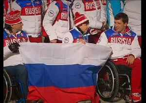 News video: Russian paralympics team banned from Winter Olympics in March for doping