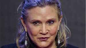 News video: Carrie Fisher Honored By Friends And Family After Grammy Win