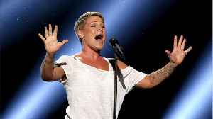 News video: Pink Releases Powerful Music Video For Wild Hearts Can't Be Broken