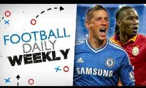 News video: Chelsea v Galatasaray, Real Madrid v Schalke   #FDW UEFA Champions League Preview