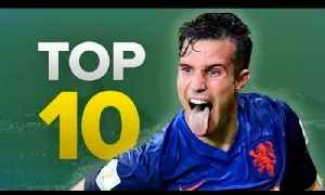 News video: RVP's EPIC Header - Top 10 Memes! | Spain 1-5 Netherlands 2014 World Cup Brazil