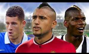 News video: Transfer Talk | Vidal to Manchester United for £40m?