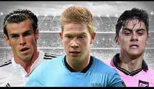News video: Transfer Talk | De Bruyne to Manchester City and Bale to United?