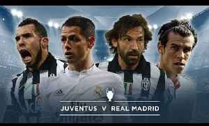 News video: JUVENTUS v REAL MADRID   #FDW UCL PREVIEW