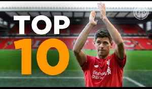 News video: Top 10 Moments that Made... Liverpool