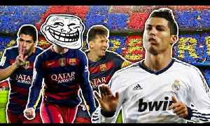 News video: Barcelona Stars Troll Cristiano Ronaldo! | #VFN