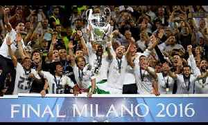 News video: Real Madrid Win The Champions League   Madrid 1-1 Atletico   Internet Reacts