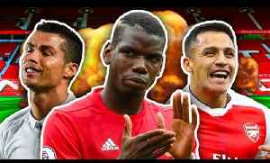 News video: Paul Pogba Fires Manchester United Back Into The Title Race?!   W&L
