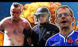 News video: Euro 2016 Super Hooligan Warns Russian Thugs! | #VFN