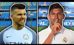 News video: Sergio Aguero In Secret Talks With Real Madrid?! | Transfer Talk