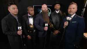 News video: 'That's What I Like' Songwriters Explain How They Made The Bruno Mars Track