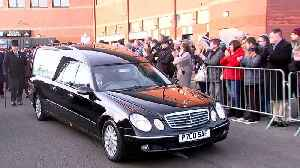News video: Funeral held for Cyrille Regis in West Bromwich