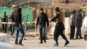 News video: ISIS And Taliban Claim Responsibility For Deadly Series Of Attacks In Kabul