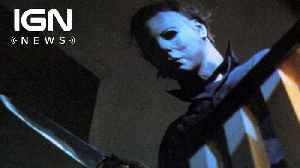 News video: First look at Jamie Lee Curtis in Halloween sequel