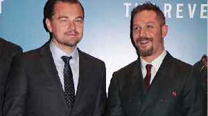 News video: Tom Hardy Gets Tattoo After Losing a Bet to Leonardo DiCaprio