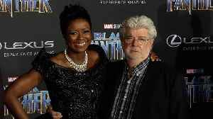 News video: George Lucas