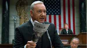 News video: House of Cards Resumes Production Without Spacey