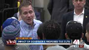 News video: Analysis disputes Greitens's claims on tax plan