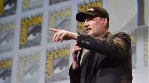 News video: Feige Says Crossover Of Avengers And X-Men Is Years Away