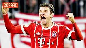 News video: Exclusive: How Thomas Müller Became A Bayern Legend