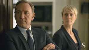 """News video: The production of the final season of """"House of Cards"""" resumes"""