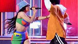 News video: Cardi B Is Being Shamed After The Grammys