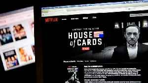 News video: Netflix Resumes 'House of Cards' Production