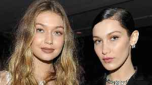"News video: Bella and Gigi Hadid's nude British ""Vogue"" photo shoot has set the internet on fire"