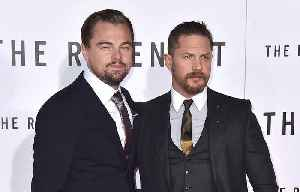 News video: Tom Hardy gets 'Leo Knows All' tattoo after losing DiCaprio bet