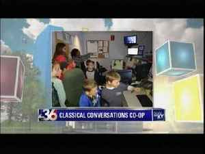News video: Co-op Kids Came for a Station Tour