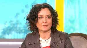 News video: The Talk - Sara Gilbert 'So Happy' Roseanne Barr Gets Sitcom Do-Over