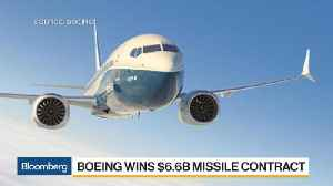 News video: Boeing Wins $6.6 Billion Missile Defense Contract