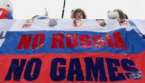 News video: Sports Court Lifts Olympic Doping Ban Against 28 Russians