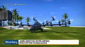 News video: How Joby Aviation is Driving the Future of Flying Cars